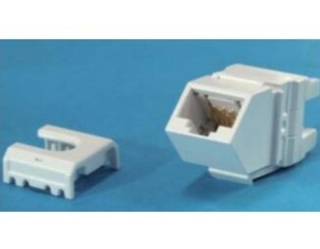 Cat.6 UTP 斜45度資訊插座