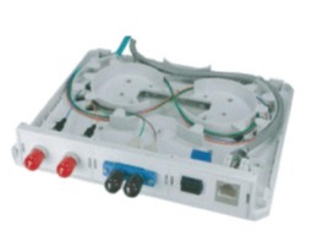 Multimedia Box - 6孔多媒體資訊盒