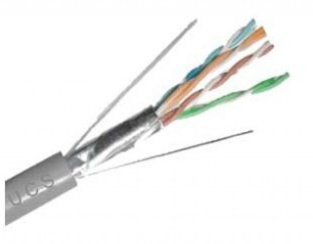 UCS CAT.5e FTP 超五類屏蔽雙絞線